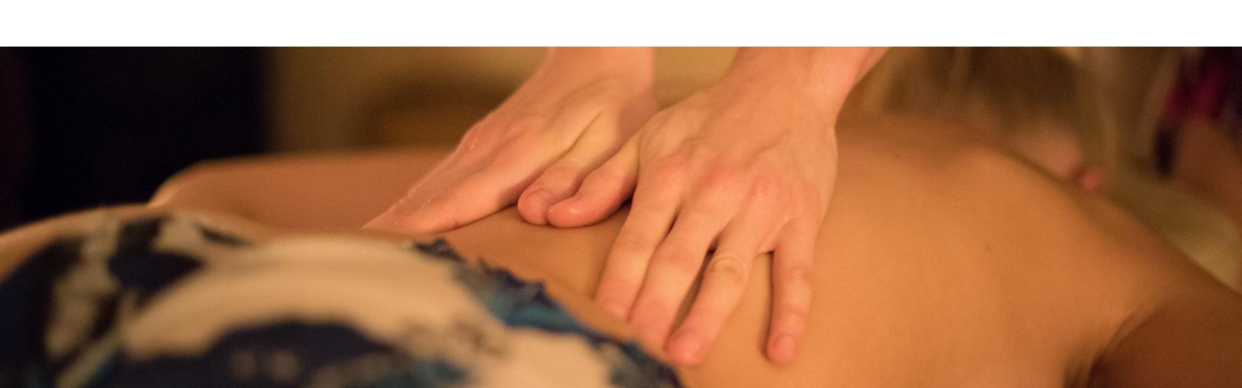 O masażu